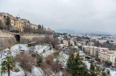 Le mura antiche di Bergamo