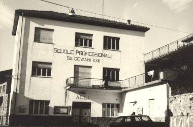 Le scuole professionali e l'ACLI a Ponteranica Alta (anni 70)
