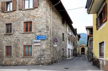 Le strade di Casnigo