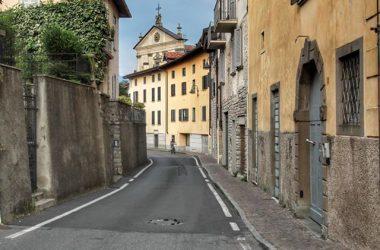 Le vie di Almenno San Salvatore