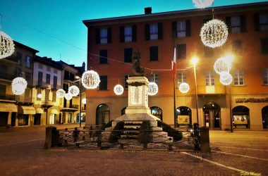 Luci di Natale a Sarnico