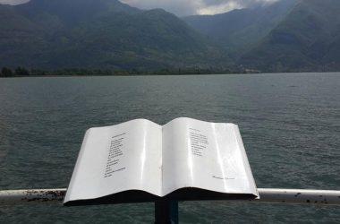 Lungo lago Castro