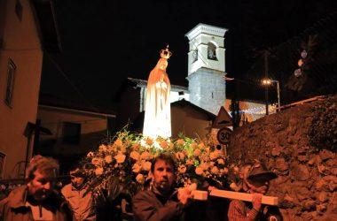 Madonna Pellegrina a Barzizza
