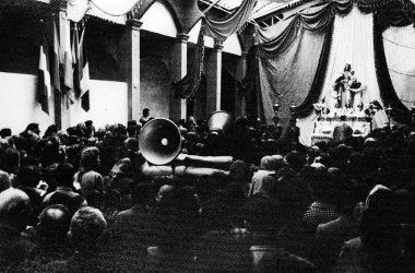 Madonna Pellegrina fu già in quel di Casnigo nel lontano 1949