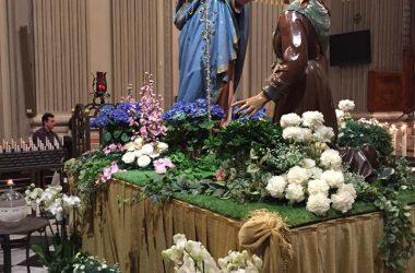 Madonna Santuario Santa Maria del Fonte Caravaggio