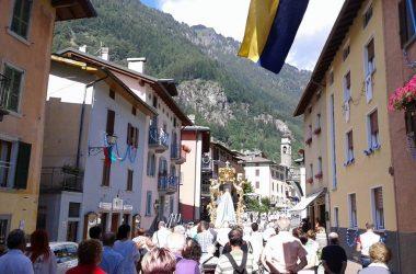 Madonna del Rosario - Carona Bergamo