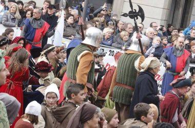 Manifestazioni storiche Treviglio