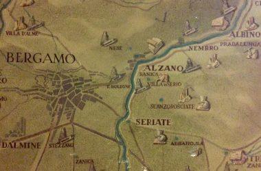 Mappa Scanzorosciate