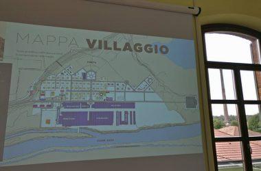 Mappa Villaggio Crespi Capriate San Gervasio