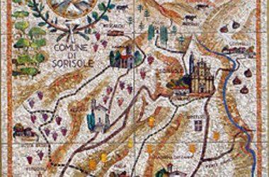 Mappa storica di Sorisole