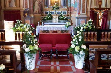 Matrimonio Chiesa Madonna dello Zuccarello Nembro