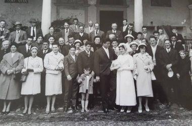 Matrimonio Dossena 1960