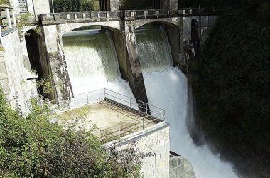 Moio de' Calvi Bergamo lago del Bernigolo bacino artificiale