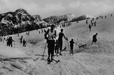Montagna Castione Della Presolana