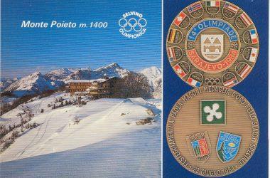 Monte Poieto Selvino