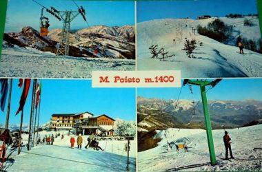 Monte Poieto anni 70