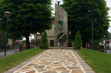 Monumento Alpini Scanzorosciate