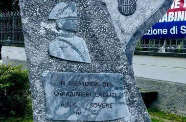Monumento Carabinieri Caduti Sovere