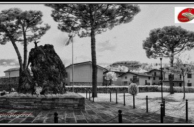 Monumento agli Alpini a Credaro