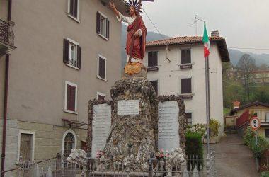 Monumento caduti Capizzone