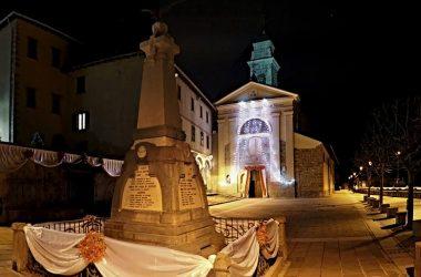 Monumento caduti Dossena