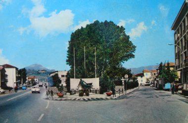 Monumento di Pontesecco anni 70 Ponteranica