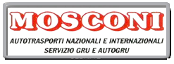 Mosconi Trasporti Cazzano Sant'Andrea