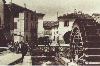 Mulino della porta sotto Romano di Lombardia