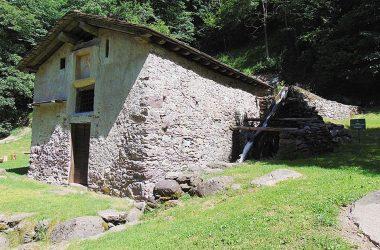 Mulino di Baresi Bg
