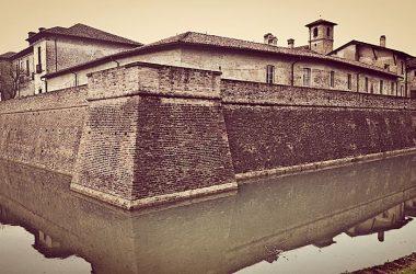 Mura del Castello di Pagazzano