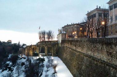 Mura e Neve Bergamo