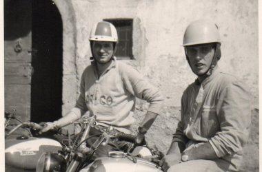 NESPELLO- AGOSTO 1967 Costa Serina