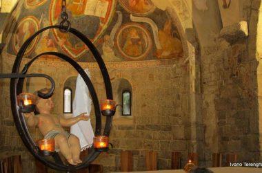 Natale Abbazia rettoria di Sant'Egidio in Fontanella.