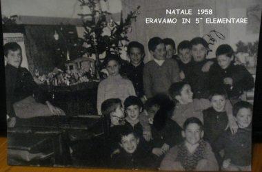 Natale del 1958 Selvino