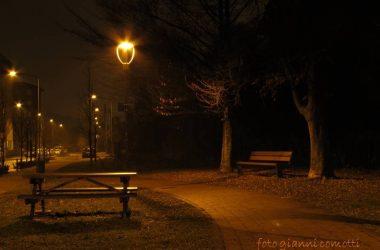 Nembro di sera