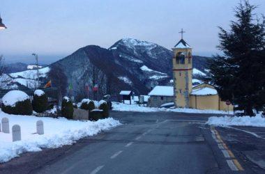 Neve a Adrara San Martino