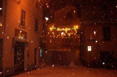 Neve a Cerete