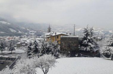 Neve a Cirano di Gandino