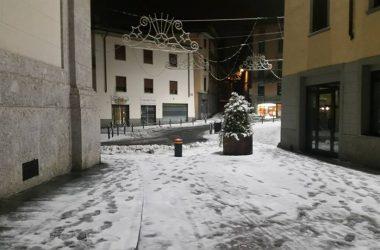 Neve a Gazzaniga
