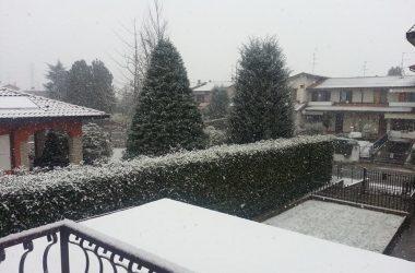Neve a Solza