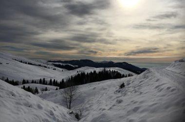 Neve al Farno di Gandino