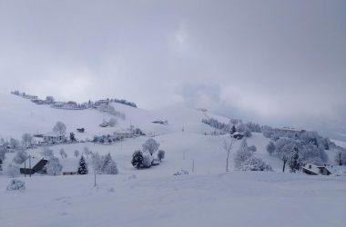 Neve al Monte Farno Gandino