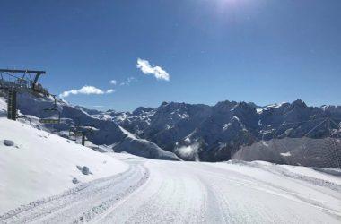 Neve fresca e sole a Foppolo