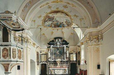 Novezio Santuario di Maria Bambina Cerete