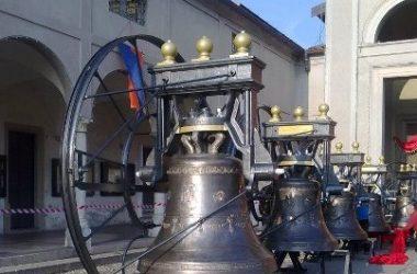 Nuove campane Chiesa San Giuliano Albino