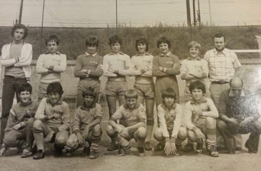 Oraorio Calcio Ponte San Pietro fine anni 70
