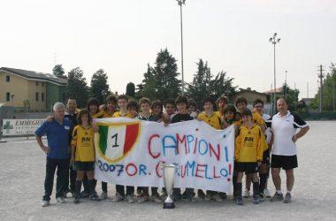 Oratorio Grumello Calcio 1993
