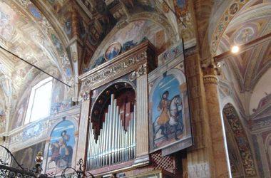 Organo Basilica Santa Maria in Valvendra - Lovere