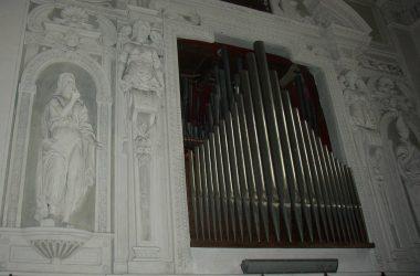 Organo Chiesa Parrocchiale di San Lorenzo Martire Valbondione