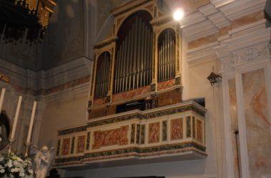 Organo Chiesa di San Bernardino Valbondione
